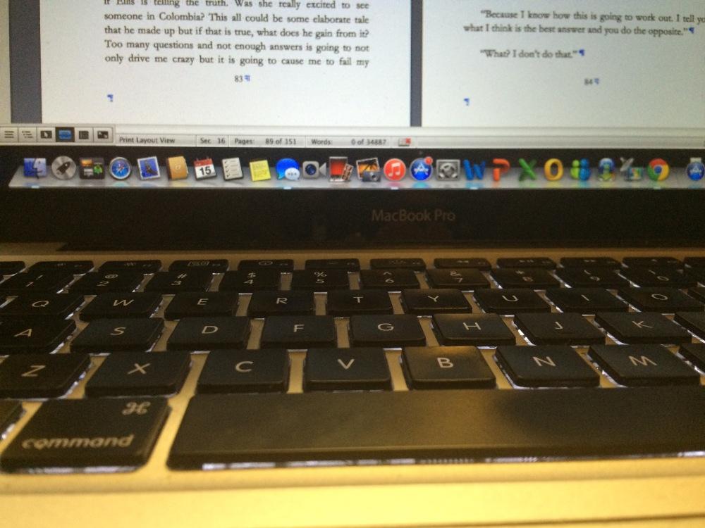 Story Endings = Easier Beginnings. #amwriting